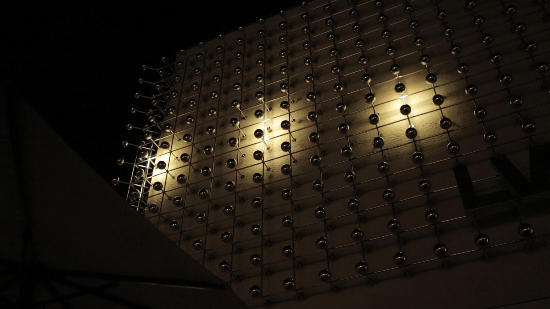 Martin Hesselmeier 13 Studies for Silberne Frequenz by Otto Piene
